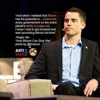 Roger Ver, CEO Bitcoin.com